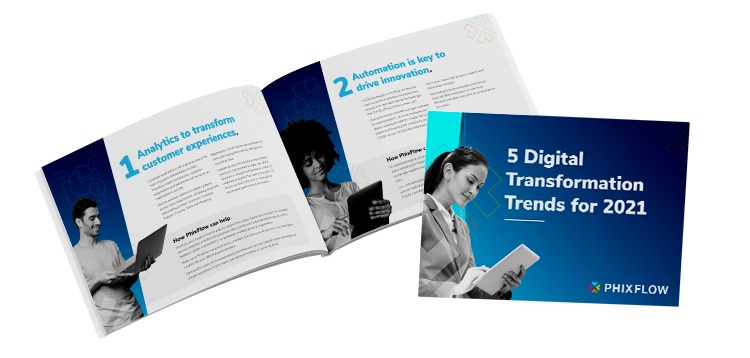 5 Digital Transformation Trends for 2021