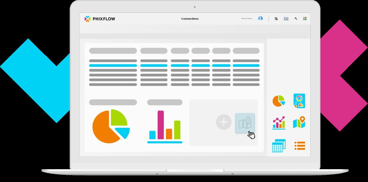 PhixFlow Low-Code application Development Platform