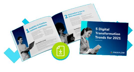 Low-Code Digital Transformation Trends eBook