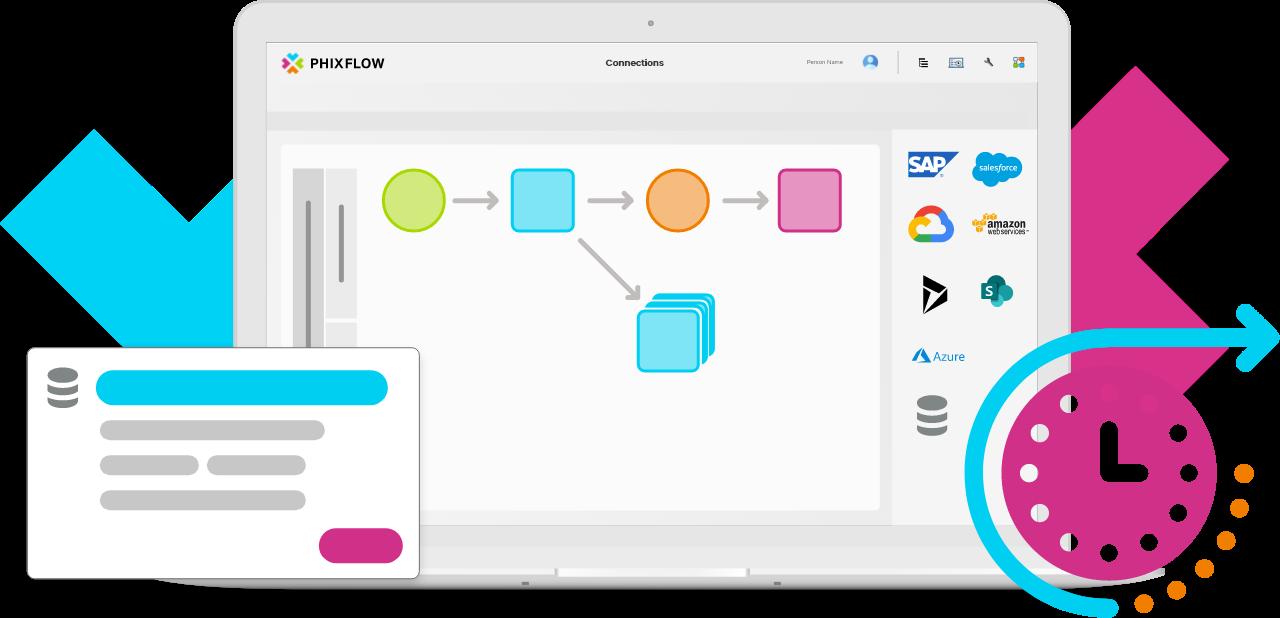 Low-Code application development speeds up deployment for professional developers - PhixFlow