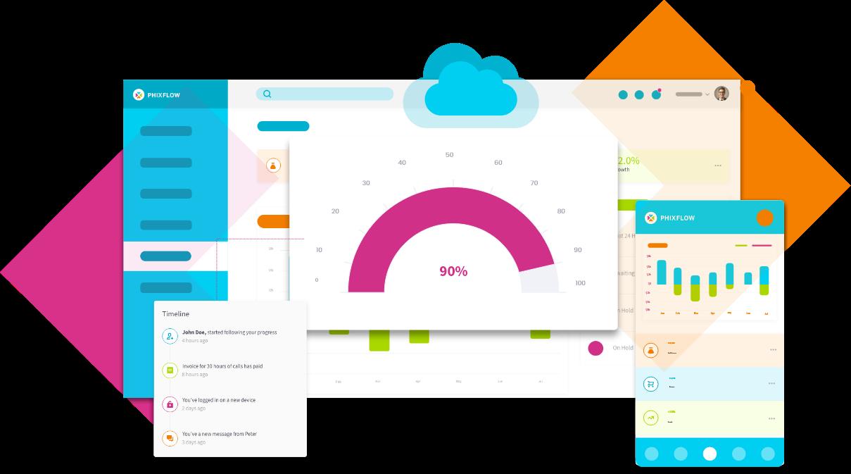 PhixFlow Low-Code: Faster App Development