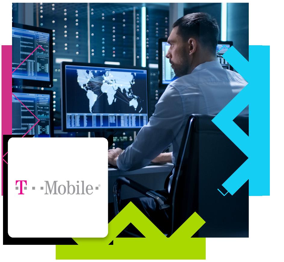 T-mobile billing migration case study